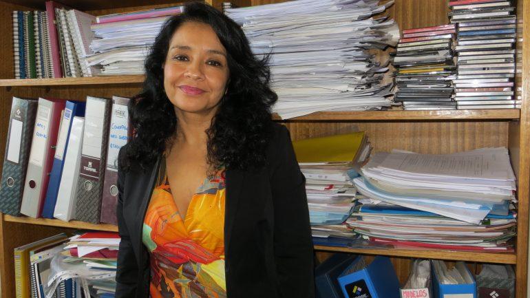 Gloria Contreras