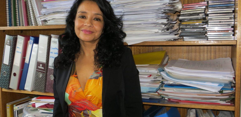 Profesora Gloria Contreras se adjudica proyecto que busca mejorar el aprendizaje en Matemática en segundo medio