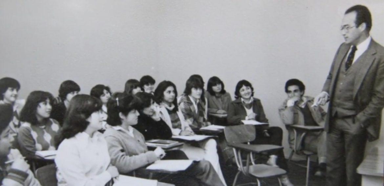 En recuerdo del profesor Pablo Wiegand Garnham, fundador de la carrera de Educación Diferencial PUCV