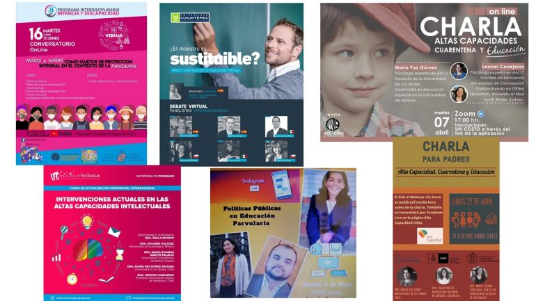 COLLAGE AFICHES DOCENTES EPE