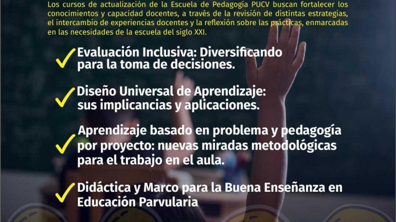 cursos sistema educativo 2020