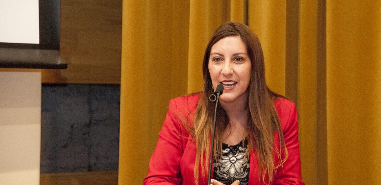 Dra. Marcela Jarpa Azagra es la nueva directora de la Escuela de Pedagogía PUCV