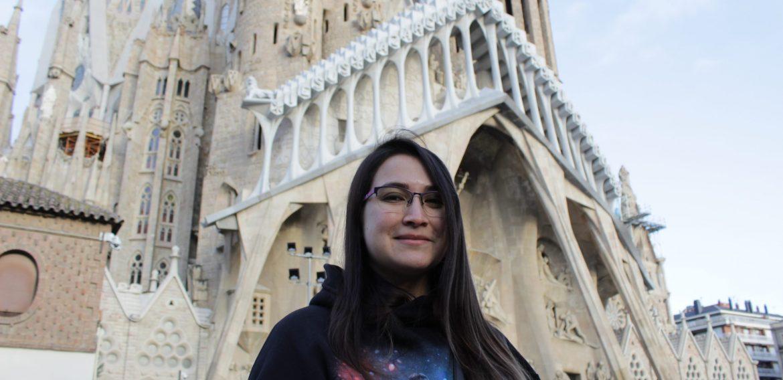 Miyali Andrea Painemil Herrera, Titulada de Educación Parvularia PUCV