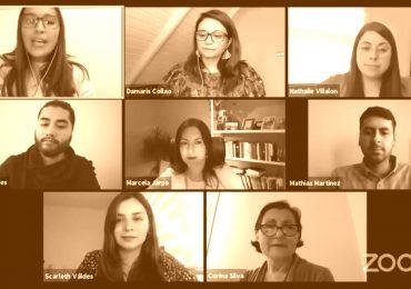 """Nueva sesión de """"Diálogos constituyentes para una Educación Transformadora"""" se desarrolló junto a invitados del Distrito 6"""