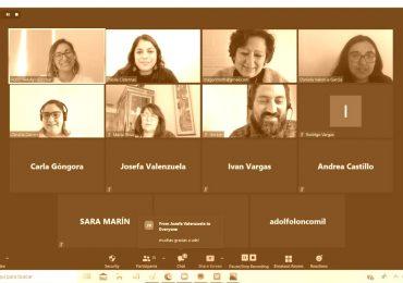 Profesores de La Araucanía, El Maule y Valparaíso se capacitan sobre evaluación formativa y decreto 67
