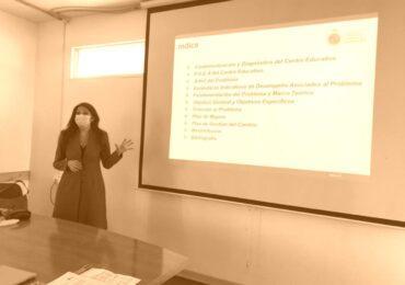 32 estudiantes del Magíster en Liderazgo y Gestión en Organizaciones finalizan su proceso formativo