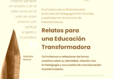 """Bases """"Relatos para una Educación Transformadora"""""""