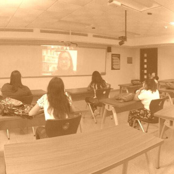 Estudiantes de Educación Parvularia PUCV participan de intercambio virtual con alumnos de la Universidad del Norte de Colombia